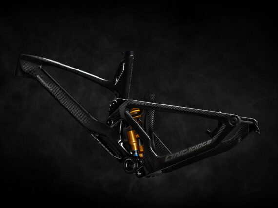Antidote Norge Carbonjack 29 fulldempet ramme DH