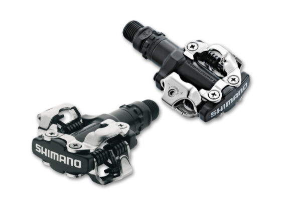 Shimano cleats pedaler PD-M520 SPD