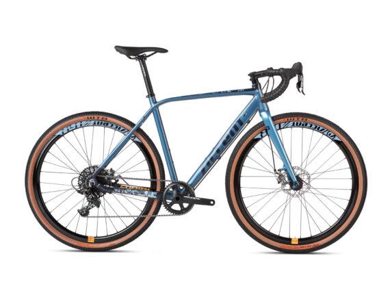 Accent Norge Furious gravel sykkel blue camo