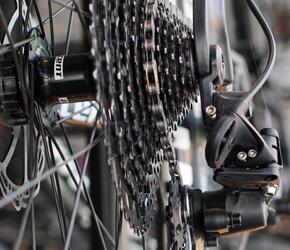 deler hos Trondheim Sykkelservice