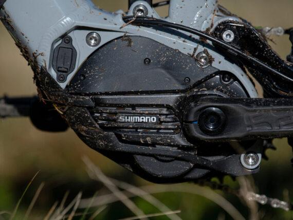Marin Alpine Trail E2, Shimano motor