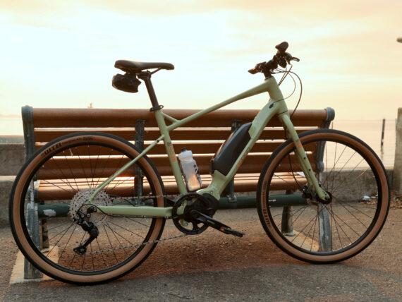 Marin SAUSALITO E1 el-sykkel