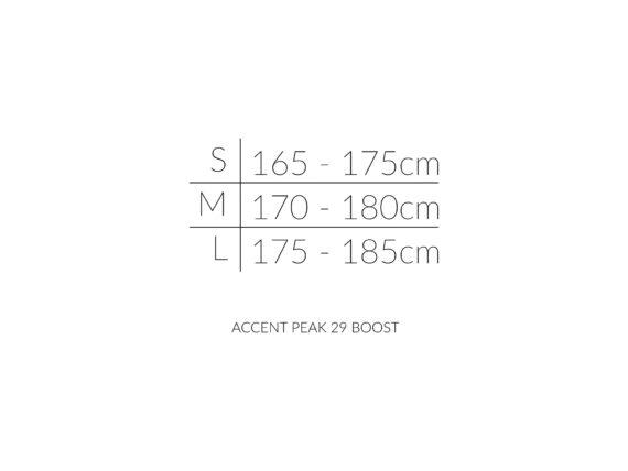 Accent Peak Boost