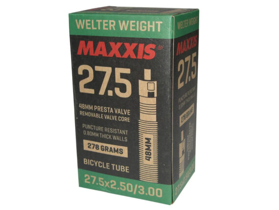 Maxxis 27.5x2.50/3.00 prestaventil slange