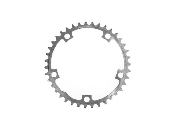 STRONGLIGHT Chainring Ø130 mm Inner (double) 39T 5 holes