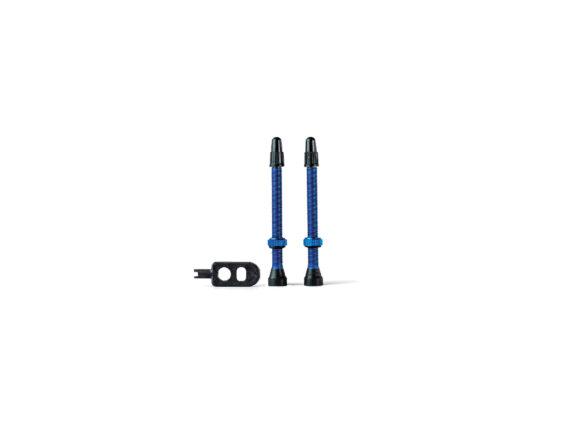 TREZADO tubeless prestaventil 60mm blue