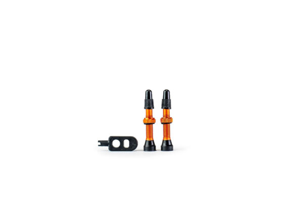 Trezado tubeless prestaventil 42mm orange