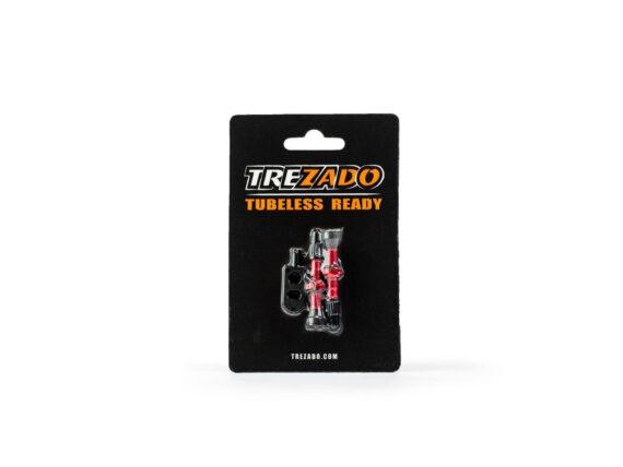 Trezado tubeless prestaventil 42mm pakke