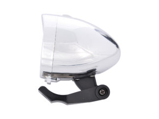 OXC Retro 3 LED chrome framlys