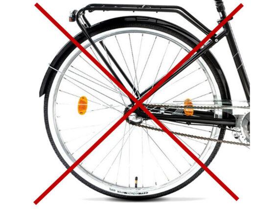 RTR Brutus sykkelstativ