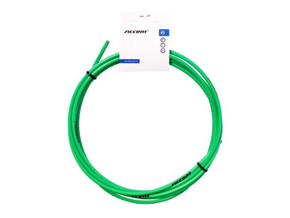 Accent girstrømpe green fluo