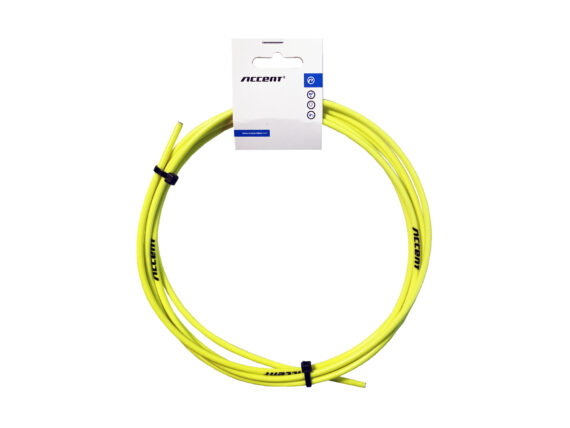 Accent girstrømpe yellow fluo
