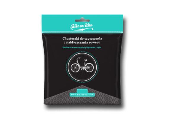 Engangsklut for polering Bike On Wax