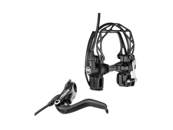 Magura HS33 R Black, 4-finger V-brems