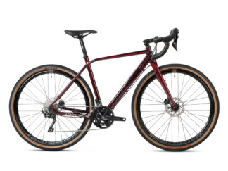 Accent Furious PRO red gravelsykkel