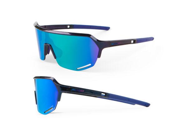 Accent Hero briller ultraviolet - blue