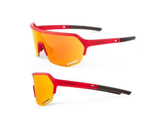 Accent Hero briller red