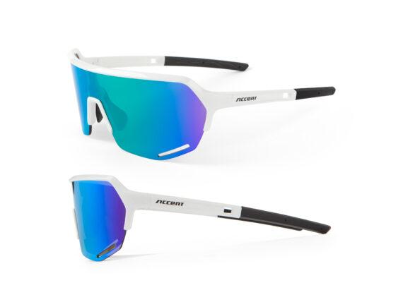 Accent Hero glasses white